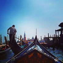 Gondola Ride (Venice, Italy)