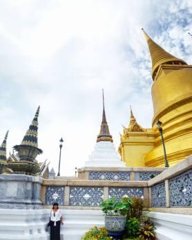The Grand Palace (Bangkok, Thailand