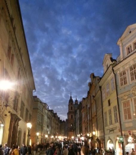 Beautiful Evening (Prague, Czech Republic)