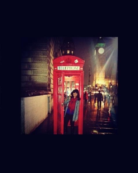 Big Ben is Calling! (London, UK)