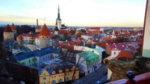 UNESCO Medieval City (Tallinn, Estonia)