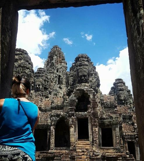 12th Century Angkor Thom (Angkor, Cambodia)