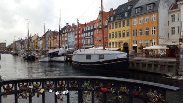 Nyhavn Waterfront (Copenhagen, Denmark)