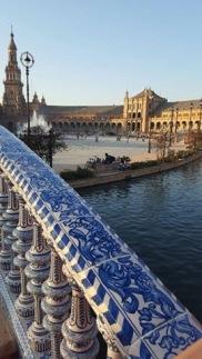 Plaza de España (Seville, Spain)