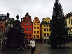 Stortorget Square (Stockholm, Sweden)