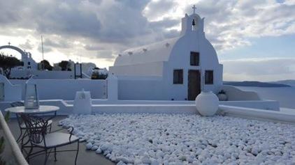 White Wonder (Santorini, Greece)