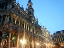 Brussels City Hall (Brussels, Belgium)