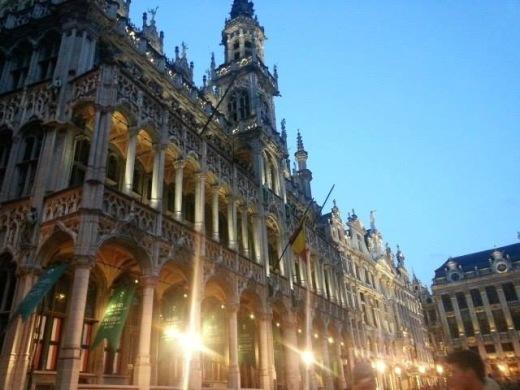Brussels City Hall (Brussels, Belgium)