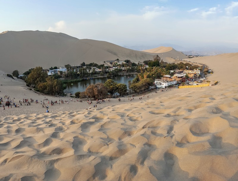 Huacachina oasis 2019