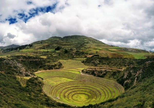 Maray Sacred Valley of the Incas