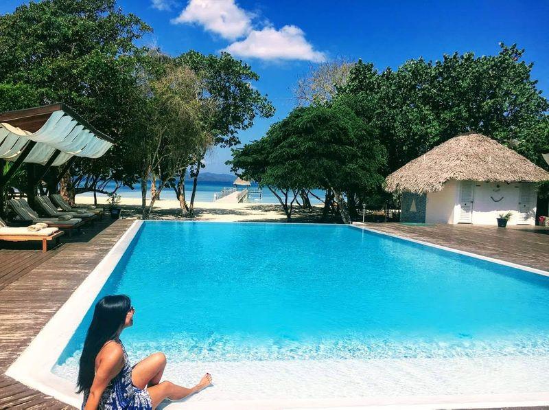Punta Rucia Lodge Pool