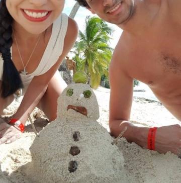 Sandman in the Dominican Republic