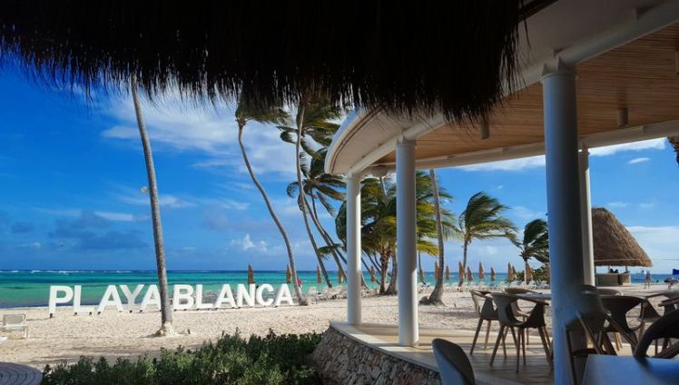 Playa Blanca in Punta Cana