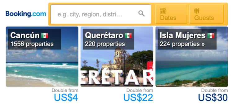 Cancun hotels booking.com