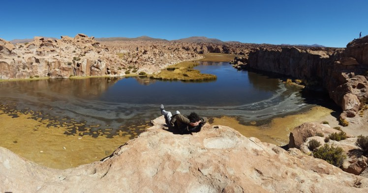 Laguna Katal, Laguna negra Bolivia