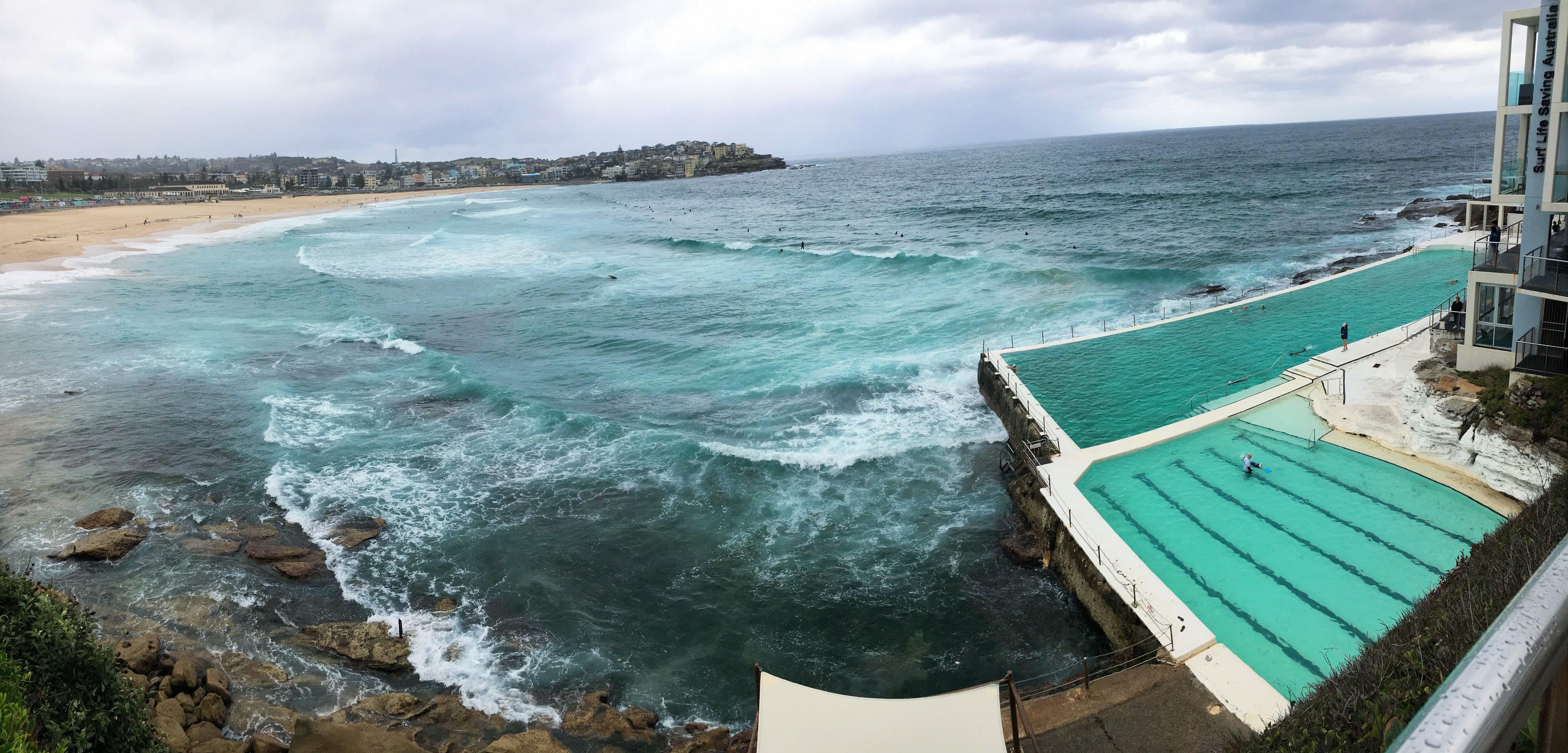 Bondi Icebergs Pool, Sydney, Australia